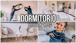 ROOM TOUR DORMITORIO MATRIMONIAL + MONTAJE 🏠 Es GIGANTE!!! #CasaVerdeliss