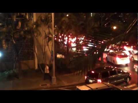 Vlogging the Hawaiian Tsunami