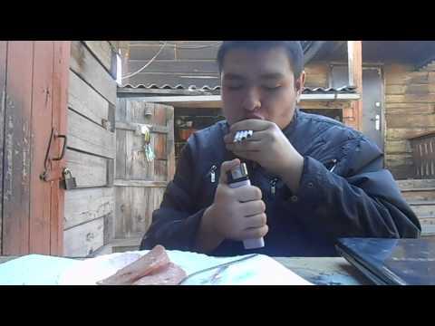 курение сигарет EVE плюс MALBORO