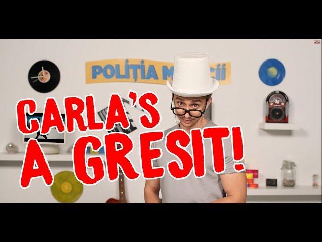 Politia Muzicii: DELIA x Grasu XXL - Despablito, CARLA'S DREAMS -  Lacrimi si Pumni in Pereti