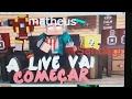 Live Jogando Roblox E Minecraft