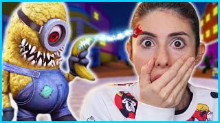 Roblox Minyonlardan Kaçış Escape The Minions Adventure Obby Oyun Kent