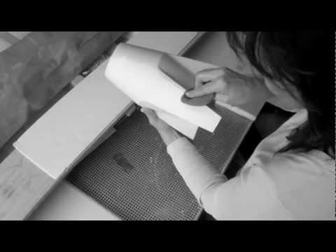 The Making Of The Porcelain Vase by Thomas Feichtner for Augarten