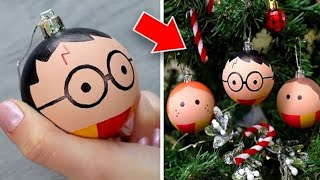 15 Crafty DIY Christmas Decorations