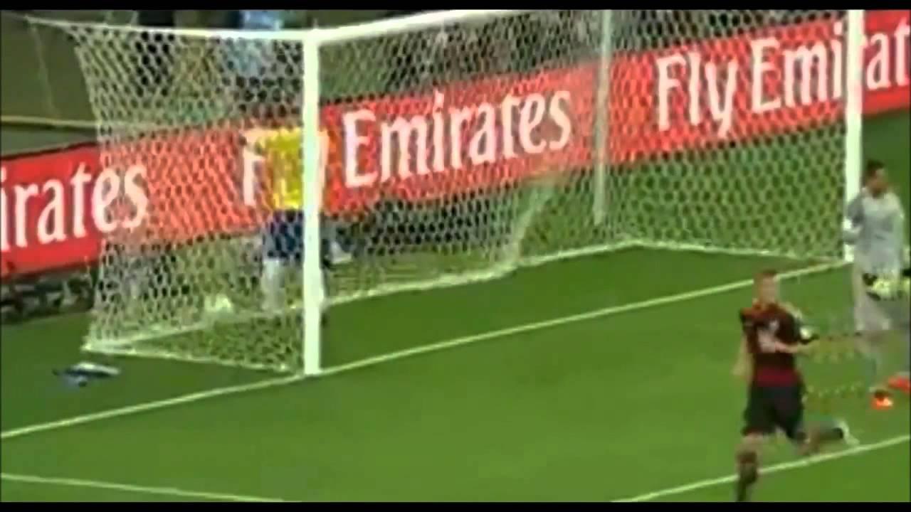 Wm 2014 Brasilien Deutschland 1 7 Alle Tore