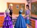 Barbie em Moda e Magia - A vida é moda e magia