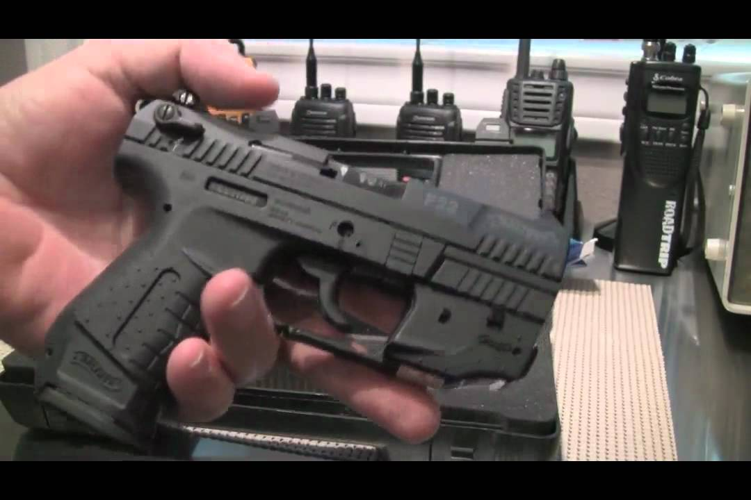 gun show deal walther p22 with laser sight youtube