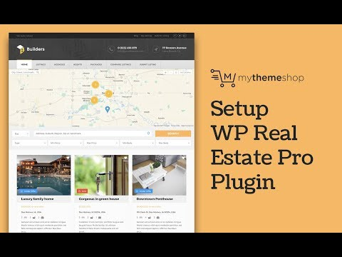 How to Setup WP Real Estate Pro WordPress Plugin
