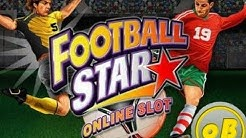 Football Star - Slot Spiel - Freispiele | Casino Online | Leovegas [Spaßmodus]