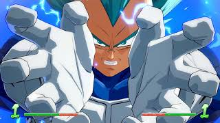 DRAGON BALL FighterZ multiplayer gameplay(PC)[HD]