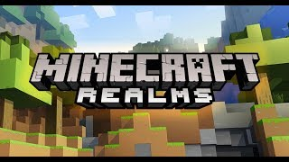 Minecraft | Community Realm Survival Multiplayer!! | Come join!! Episode 1 Getting Started