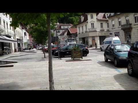 Maiche, Franche Comte, France