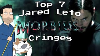 Top 7 Jared Leto Morbius Cringes