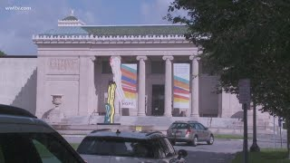 New Orleans Museum Of Art Reopening Amid Pandemic, Controversy