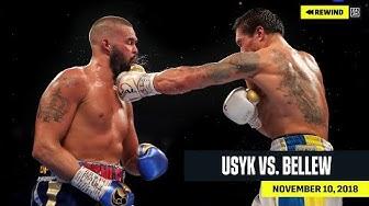 DAZN REWIND | Oleksandr Usyk vs. Tony Bellew