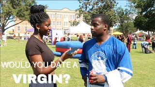 Would You Date A VIRGIN And Wait Till MARRIAGE? | PUBLIC INTERVIEW