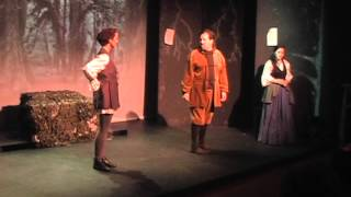 As You like It - Act 4 Scene 3 - How say you now