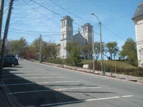St. John's, Newfoundland, churches