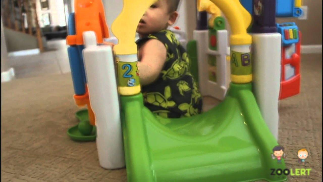 Little Tikes Activity Garden Hands On Review zooLert YouTube