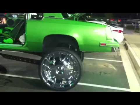 FOR SALE - BOX CHEVY Caprice DONK on 28's!!! | Doovi