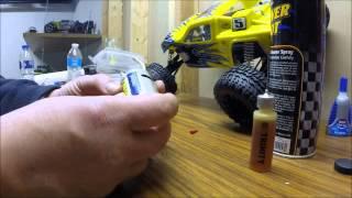 RC Brushed Motor Break In Procedures/Brushed Motor Maintenance