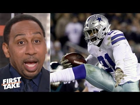 Cowboys 'obviously the team to beat' in the NFC East - Stephen A. | First Take