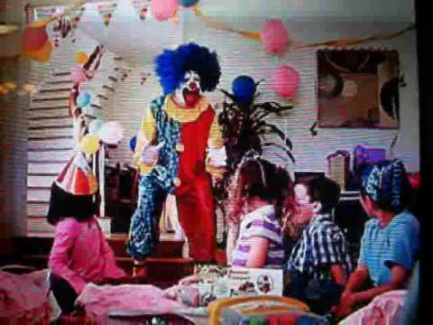 if it fits it ships clown commercial