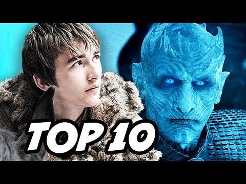 Game Of Thrones Season 7 Episode 2 - TOP 10 Q&A