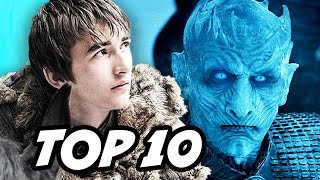 Game Of Thrones Season 7 Episode 2 - TOP 10 Q&A