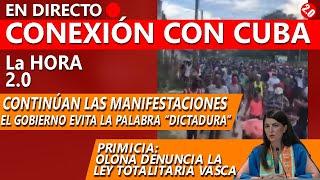 CONEXIÓN CON CUBA - #SOSCuba