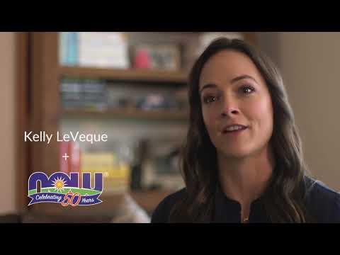 Kelly LeVeque + NOW #BodyLoveNOW50 Partnership Introduction