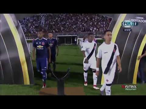 U De Chile 1 vs Vasco Da Gama 0 - Copa Libertadores 2018 (Fox Sports HD)