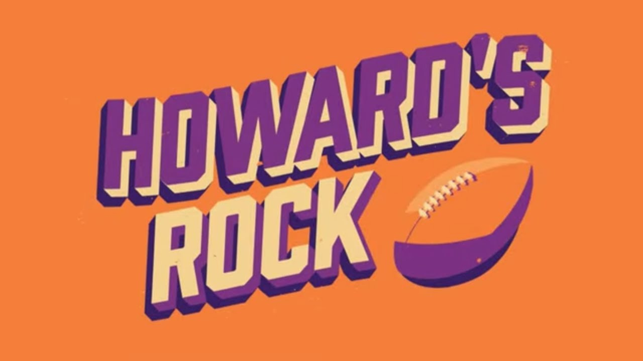 The Story Of Howard S Rock For Clemson Tigers Football With Izod Cbs Sports Youtube Touching howard's rock, a hunk of quartz, has been a tradition for clemson football since 1966.credit.tyler smith/getty images. the story of howard s rock for clemson tigers football with izod cbs sports
