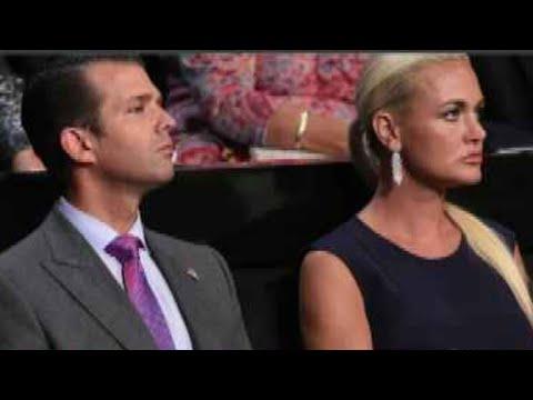 Donald Trump Jr., wife Vanessa separate