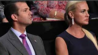 Donald Trump Jr., wife Vanessa separate