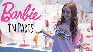 Большая выставка Барби в Париже! Barbie: life of an icon