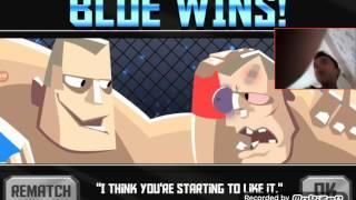 Wrestle funny,UFB ve gangster 4 oynadık