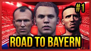 FIFA 15 | ROAD TO BAYERN #1 | BIJ DE LIJDEL GEKOCHT!