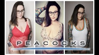 Peacocks | Lingerie Haul | Zaful Bonus Item