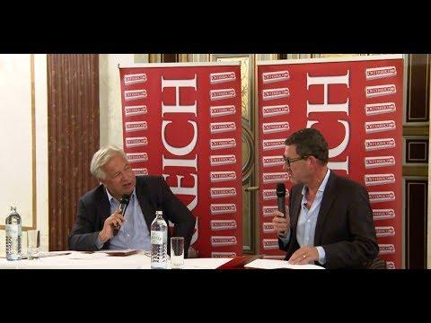 Die Zukunft des Journalismus: Kai Diekmann und Wolfgang Fellner im Interview