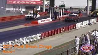 2011 Pure Stock Drags round 1