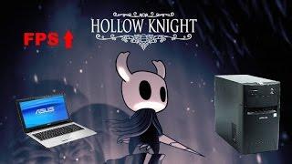 Hollow Knight como mejorar rendimiento (FPS) Para portátiles y pc de bajo presupuesto #4