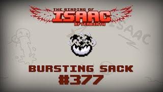 Binding of Isaac: Afterbirth Item guide - Bursting Sack