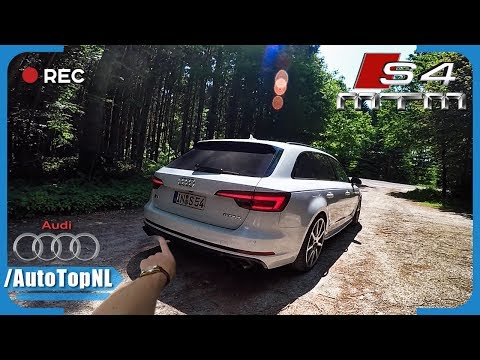 2017 Audi S4 425HP MTM REVIEW POV Test Drive by AutoTopNL