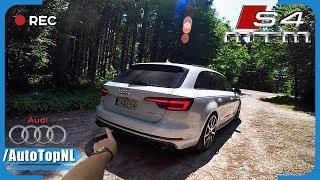 2017 Audi S4 425HP MTM REVIEW POV Test Drive by AutoTopNL