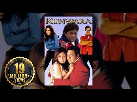 Kunwara HD  Govinda  Urmila Matondkar  Om Puri  Kader Khan  Comedy Hindi Movie