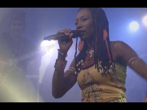Fatoumata Diawara @ LEAF Festival 5-13-2016