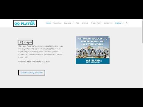 影音】qq player 2016 > How to download QQ player Official English