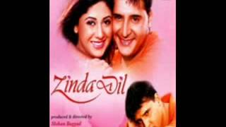 Mere Sapnon Ki Rani With Lyrics - Zinda Dil (2003) - Official HD Video Song