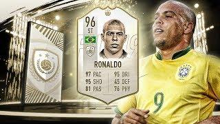 RONALDO NAZARIO - CZĘŚĆ 2 | FIFA 19 Ultimate Team